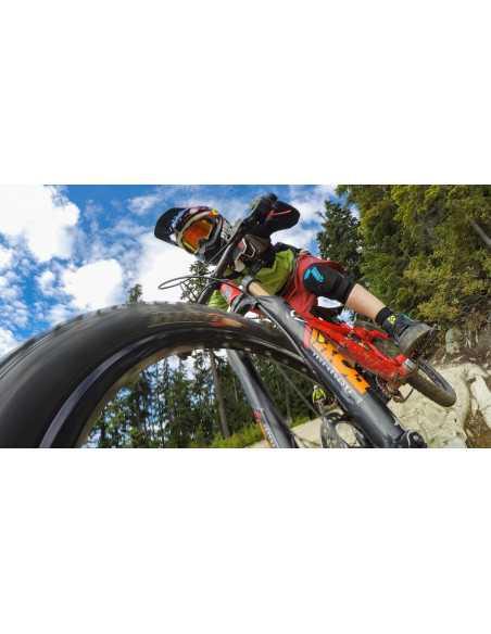 GoPro HERO8 apsauginio silikoninio rėmelio keičiamas lęšio stikliukas  / Rollcage