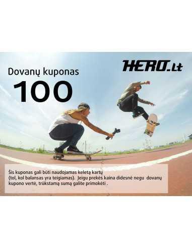 Dovanų kuponas-100