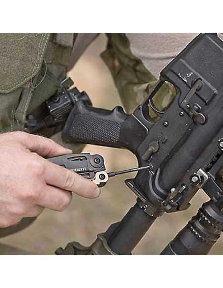 LEATHERMAN įrankis MUT (juodas)