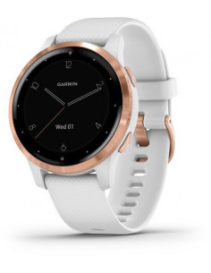 Garmin  Vivoactive 4S rose gold/white ( Auksinis / Baltas )