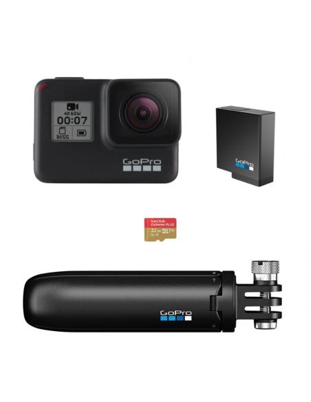 GoPro HERO7 BLACK action camera Holiday Promo Bundle 2019