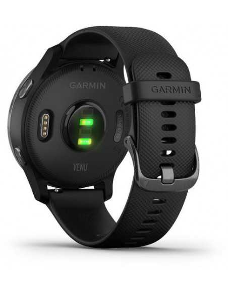 Garmin Venu Slate/Black band