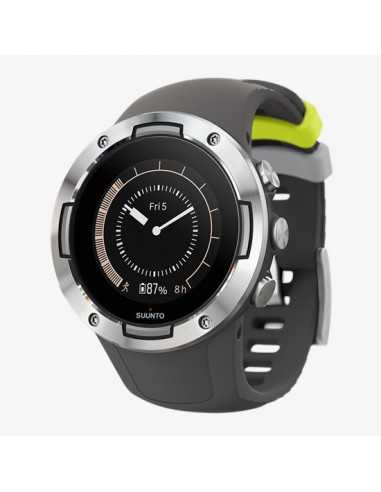 GPS SPORT WATCH SUUNTO 5 GRAPHITE STEEL
