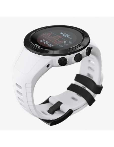 GPS SPORT WATCH SUUNTO 5 WHITE BLACK