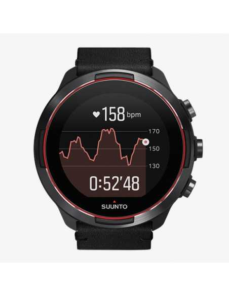 GPS WATCH SUUNTO 9 G1 BARO RED