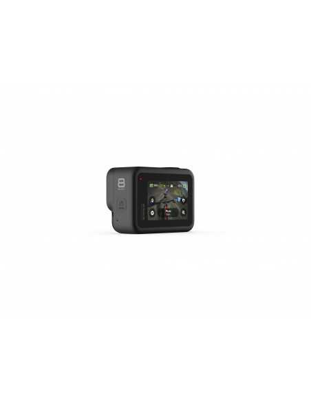 GoPro HERO8 Black veiksmo kamera + Dviejų baterijų kroviklis+baterija dovanų