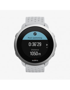 SUUNTO 3 PEBBLE WHITE