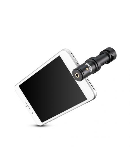 Išorinis mikrofonas skirtas Apple produktams