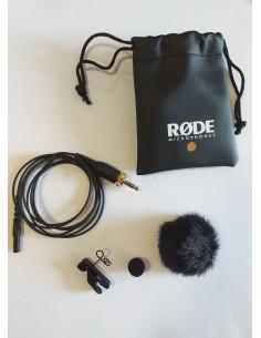 Rode Lavalier mikrofono...