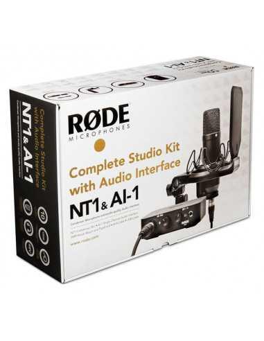 Rode Complete Studio Kit NT1& AI1