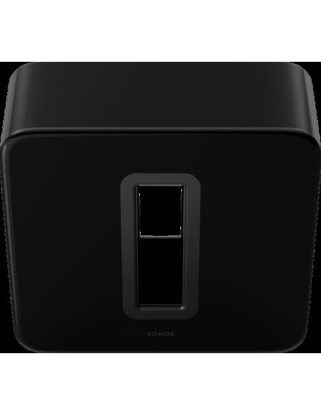 Žemų dažnių garsiakalbis Sonos Sub Gloss (black)