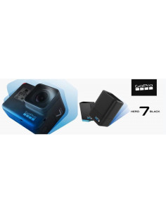 GoPro HERO7 BLACK + Dual...