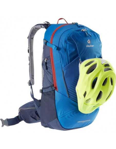 Kuprinė dviratininkams Deuter Trans Alpine 30 Mėlyna (lapis-navy) 2020