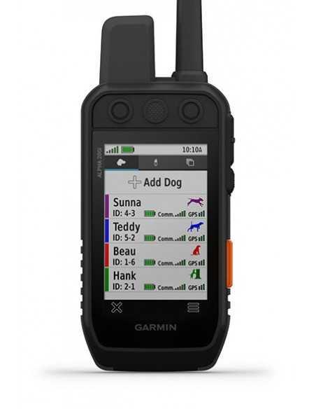 Garmin Alpha® 200i/TT™ 15