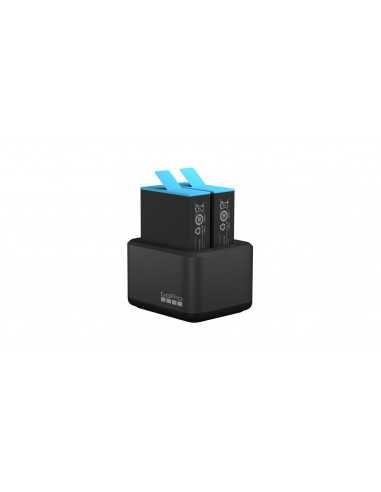 GoPro HERO9 Black Dviejų baterijų...