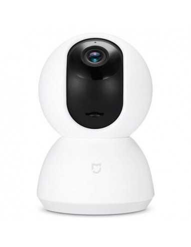 XIAOMI MiJia 360° saugos kamera namams (balta)