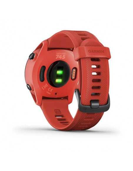 Garmin Forerunner® 745 (Magma Red)