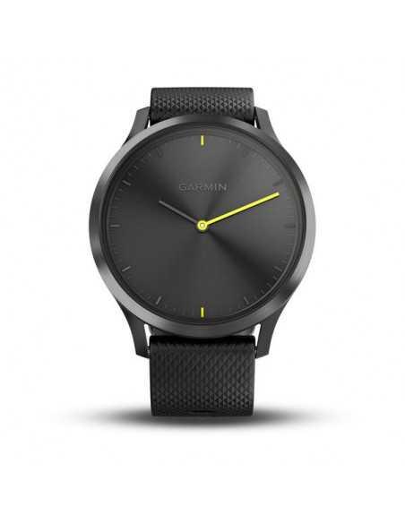 Garmin Vivomove HR Premium Black-Silver ( Dydis L)