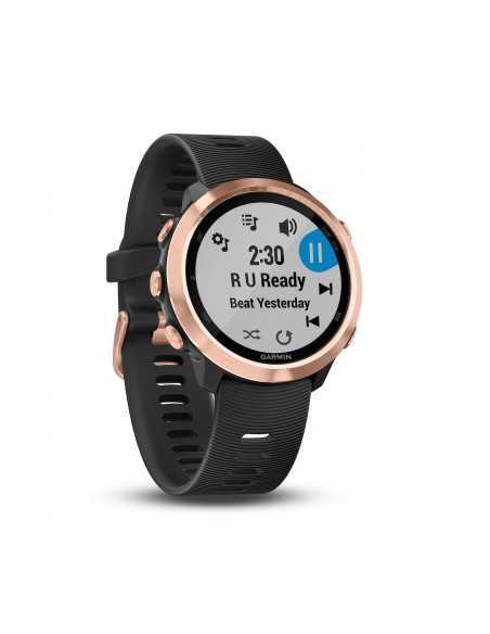 GPS laikrodis Garmin Forerunner 645 Music Rose Gold