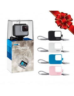 GoPro HERO7 White action camera + GIFT