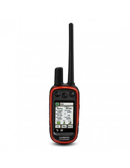 Garmin Alpha 100 su T5 antkakliu (šunų sekimo GPS ir nuotolinio dresavimo įrenginys)