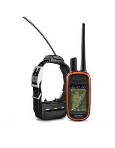 Garmin Alpha 100 su T15 antkakliu (šunų sekimo GPS ir nuotolinio dresavimo įrenginys)