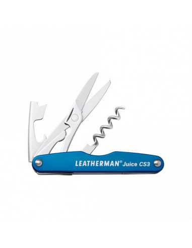 LEATHERMAN kišeninis įrankis Juice CS3, Columbia blue