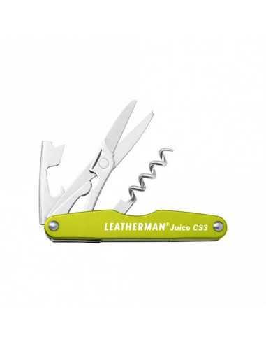 LEATHERMAN kišeninis įrankis Juice CS3