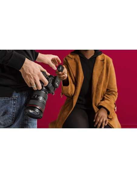 Rode WIRELESS GO bevielis kompaktiškas mikrofonas