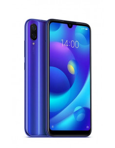 "Xiaomi Mi Play Blue, 5.84 "", IPS LCD, 1080 x 2280 pixels, Mediatek, MT6765, Internal RAM 4 GB, 64 GB, ..."