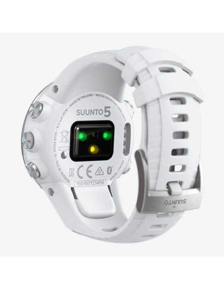 GPS SPORT WATCH SUUNTO 5 WHITE