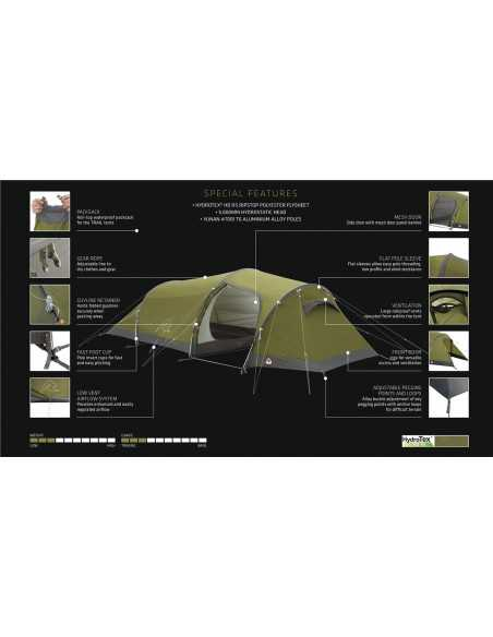 Robens Tent Starlight 2 Green