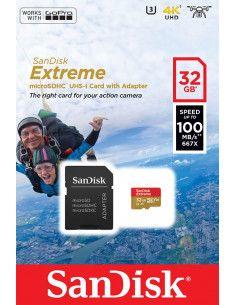 SanDisk Extreme microSD...