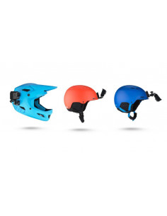 GoPro Helmet Front and Side...