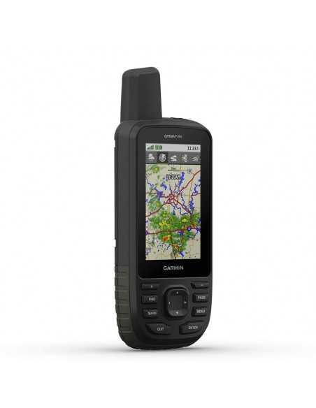 GARMIN GPSMAP 66S GPS imtuvas