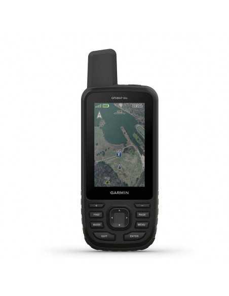 Garmin GPSMAP 66s, Handheld Hiking GPS/GLONASS/GALILEO