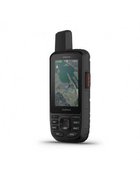 GARMIN GPSMAP 66i GPS turizmo navigatorius su palydoviniu ryšiu