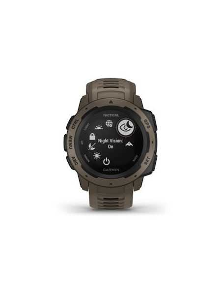 Laikrodis Garmin Tactical Edition Coyote Tan