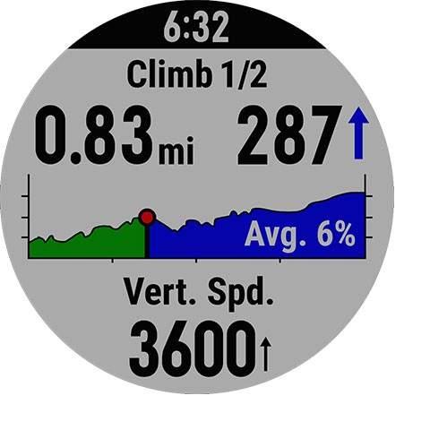 Fenix 5 Plus Climb