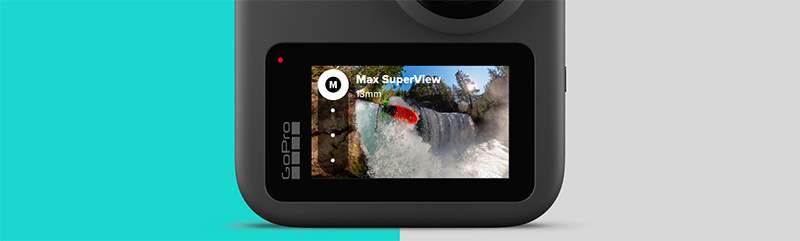 GoPro MAX digital Lens