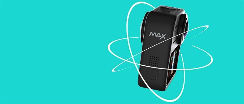 GoPro MAX 360 sound