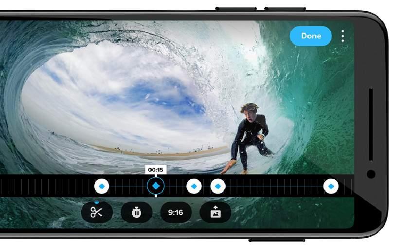 GoPro MAx app2