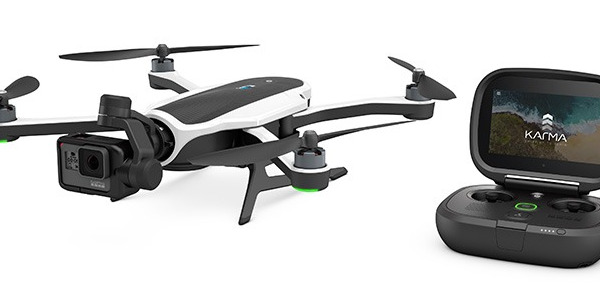 GoPro Karma Drone is already available in our shop!